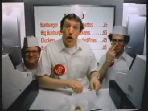 HYSTERICAL 80's Wendy's Commercial: