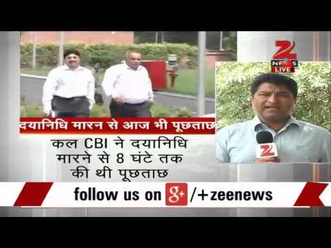 Telecom scam: Will cooperate with CBI, says Dayanidhi Maran