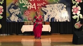 Mamo Chittey dance performance_by Anuradha CP....