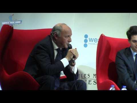 Quand Laurent Fabius ment ouvertement sur l'attaque au gaz attribuée à Bachar Al Assad en Syrie