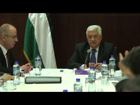 Abbas: Two-state solution impossible with Netanyahu-led govt