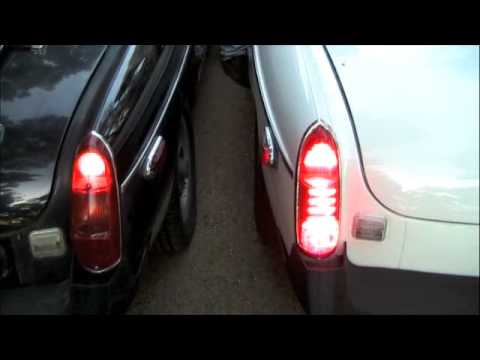 Mgb Led Vs Incandescent Tail Lamps Classic British