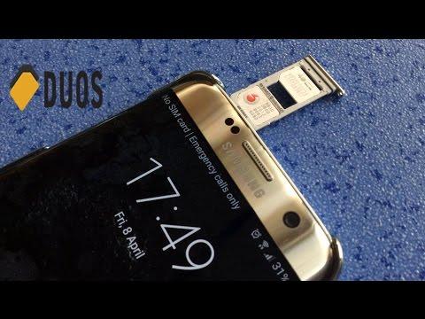 How Samsung Galaxy S7 edge Dual SIM Duos actually work