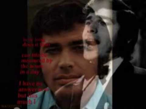 Engelbert Humperdinck - Love Story Where Do I Begin