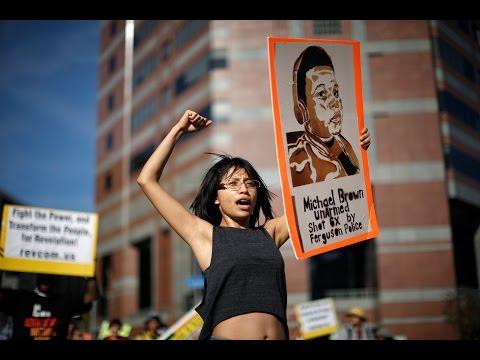 EE.UU.: Centenares de personas exigen el fin de la brutalidad policial