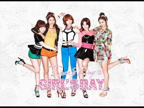 Girls Day - Oh! My God Instrumental