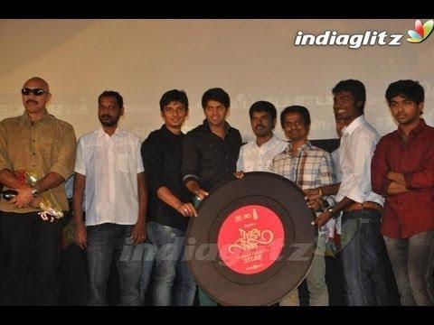 Raja Rani Audio Launch   Arya, AR Murugadoss, Sathyaraj, Jiiva, Nayanthara, Nazriya, Jai