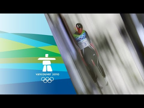 Loch - Men's Luge Singles - Vancouver 2010 Winter Olympic Games