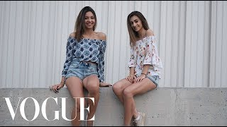 73 questions with Two Crazy Beauties!