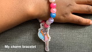 KIDS ARTS AND CRAFTS | Magic shrinking charms for bracelets keyrings and necklaces | DIY
