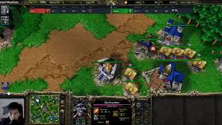 120 (UD) vs Sok (HU) - WarCraft 3 - WC####