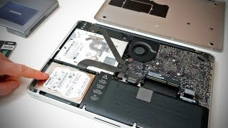 Upgrade Your Macbook Pro (SSD Upgrade, RAM Upgrade, Optical Drive Bay Adapter)