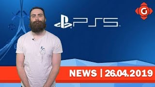 PlayStation 5: Release nicht vor April 2020! Super Mario Maker 2: Release-Termin bekannt! | GW-NEWS