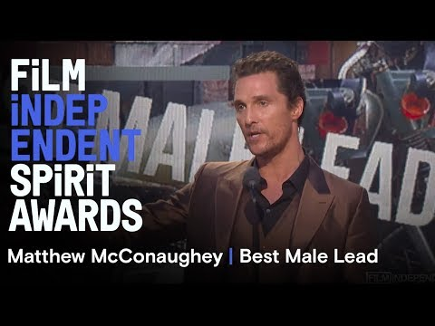 Best Male Lead | 2014 Film Independent Spirit Awards