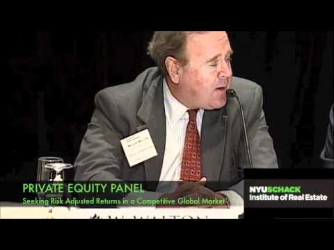 NYU SCHACK 2011 Capital Markets Conference - Private Equity Panel