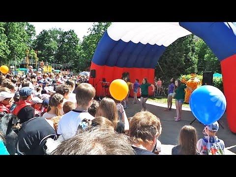 Детский праздник в пушкино 1 июня детский праздник -звездные войны