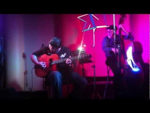 Joscho Stephan&Adam Palma- Bossa Dorado, accompanied by John McCormack (bass)