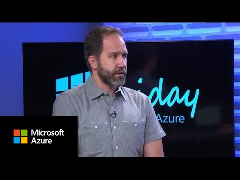 Azure Friday | Azure App Service With Hybrid Connections To On-premises Resources