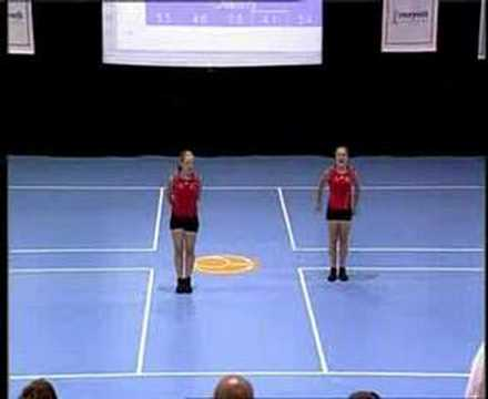 European Champions Rope Skipping 2007 Promo video