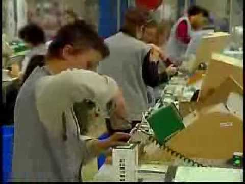 Sony Ericsson factory Video