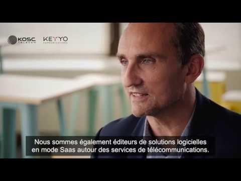 Interview de Philippe Houdouin pour Kosc Telecom