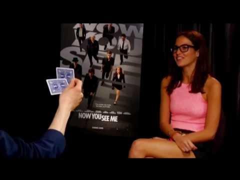 Jesse Eisenberg's interview with Romina Puga