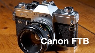 Canon FTb Video Manual