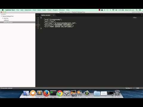 Apigee SweetLime: Deploy Proxy to Apigee