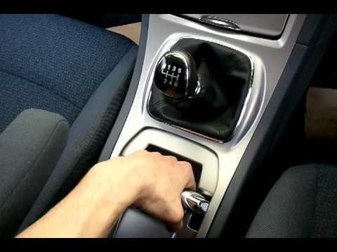 Ford Galaxy 2010 handbrake - YouTube