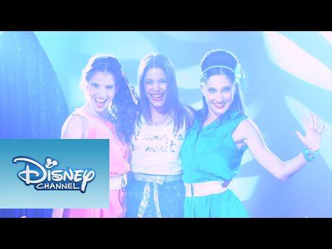 Violetta: Momento musical - Show final: Violetta canta con las chicas