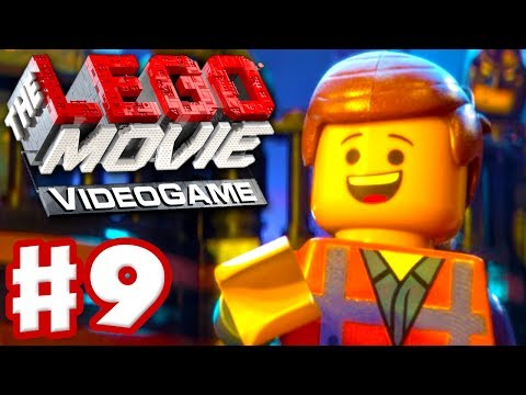 The LEGO Movie Videogame - Gameplay Walkthrough Part 9 - The Depths (PC, Xbox One, PS4, Wii U)
