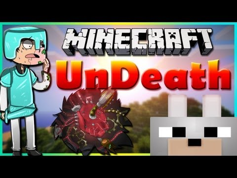 Minecraft Mods - Undeath / Undead 1.6.2 Review and Tutorial (Minecraft 1.7 News & New Shirt)