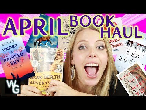 April Book Haul!