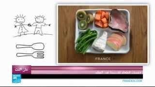 وجبات الطعام المدرسية عبر العالم