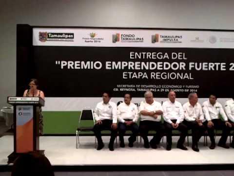 Entregan apoyos a emprendedores en Reynosa