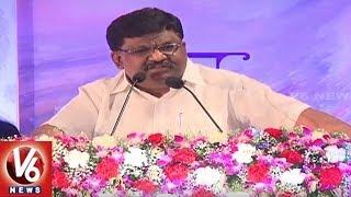 Desapati Srinivas Speech At Daasarathi Krishnamacharyulu 94th Birthday Celebrations