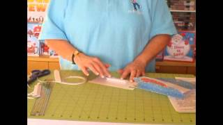 Cup Tv Episode 142 - Carol Clarke Makes A 3d Christmas Pop Up Card