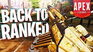 I Went Back to Ranked and got THIS Game! - PS4 Apex Legends