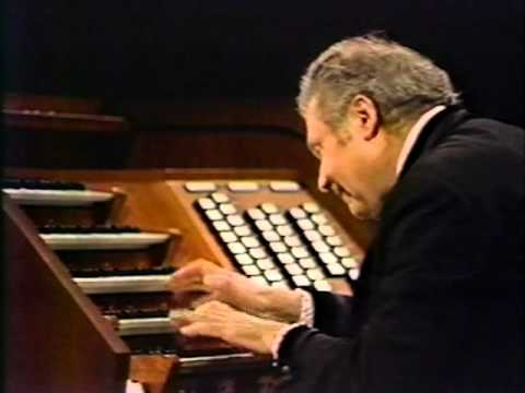 Virgil Fox Legacy | Bach | Gigue Fugue Music Videos