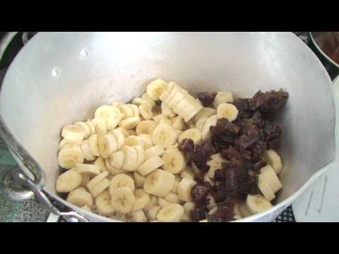 How to make banana chutney
