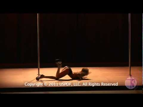 US Pole Dance Championships 2011 - Karol Helms
