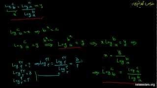 لگاریتم۰۸ - تغییرمبنا در لگاریتم
