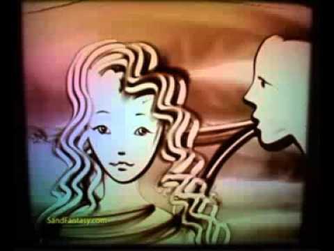 Om LOVE SAND ART kal ho na ho instrumental song.mp4