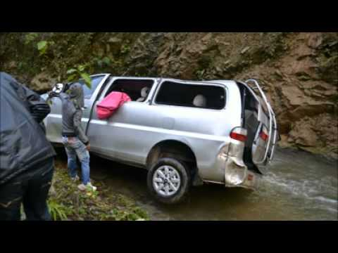 accidente muerte del grupo caliche via abrego cucuta 8 de diciembre 2013