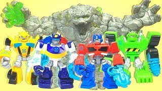 RESCUE BOT Dispatch!!Transformers