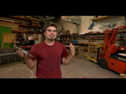 MythBusters - Homemade Hi-Def Speakers Video