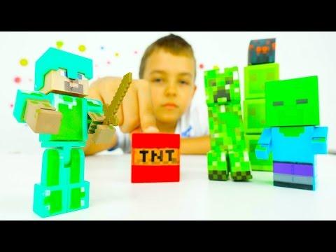Кто из мобов Майнкрафт самый сильный?  Игры Minecraft.