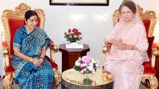 দেখুন খালেদা সুষমার বৈঠক নিশ্চিতে কি করছে বিএনপি ,  BNP is doing to ensure Khaleda Sushma's