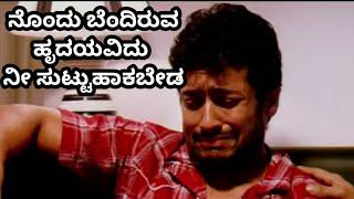 Kannada Sad Song  Kolluvudadare Kondu Bidu  Kannad