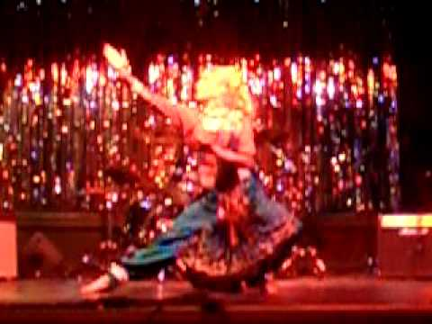 Traditional Indian Bharata Natyam Dance to Paper Planes By Mia...